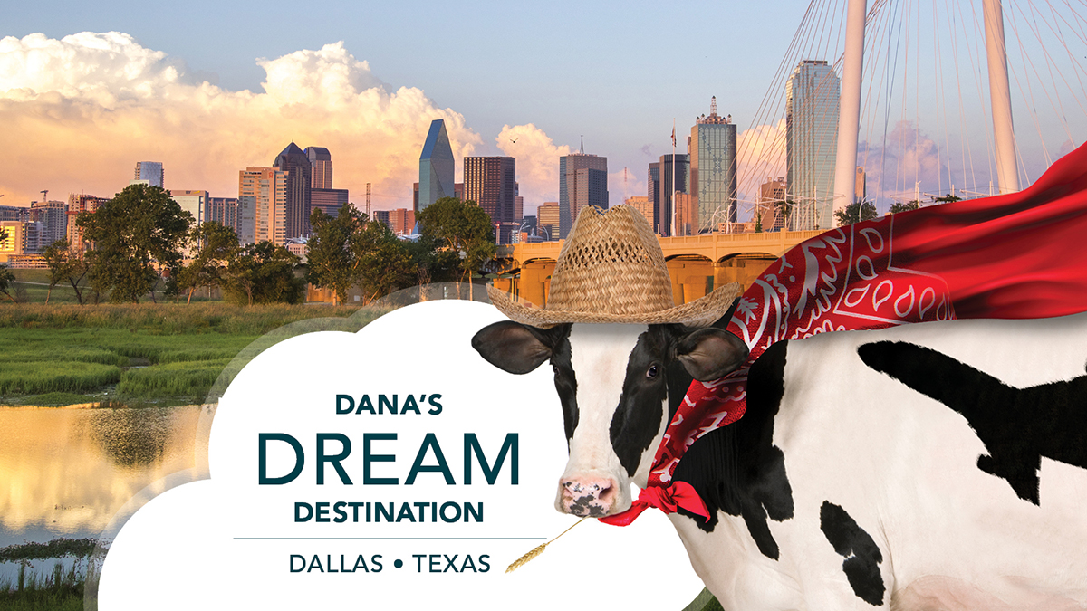 Dallas, Texas is also on Dana's list of 2021 non- stop dream destinations! Did you know that Dallas has the largest urban arts district in the country? Read more about the @visit_dallas art scene here:    #MSNAirport #DanasDreamDestinations #VisitDallas