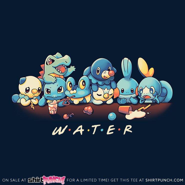 Water Friends - Today at https://t.co/StAJzLk0XV https://t.co/fnR4skj936