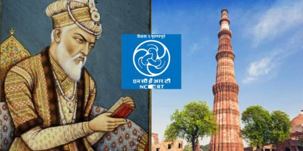 Another lie of #NCERT in front of RTI ! Qutub Minar is a #Hindu structure & its name is 'Vishnustambh'! NCERT has no documents to back the claims made in textbooks, that Qutab Minar was built by Qutubuddin Aybak ! This has been proven by many historians.