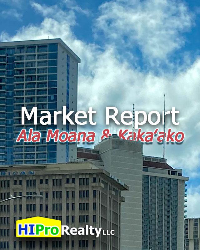Local Market Update - Ala Moana and Kaka'ako, Dec 2020  #Honolulu #Oahu #Hawaii #PetFriendly