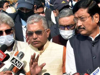 EC team in West Bengal: BJP seeks central forces, Trinamool petitions against BSF