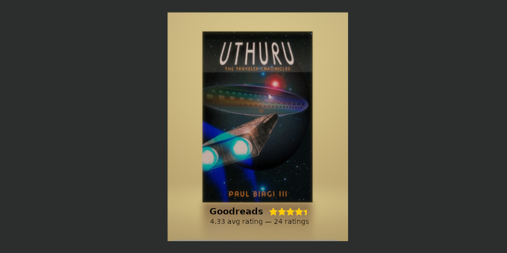If you love classic adventure #scifi you'll love Uthuru. Pick up a copy and enjoy the ride. #AmReading #BookReview #mustread #reading #IARTG   #thursdaymorning #ThursdayMotivation #Thursdaythoughts #WritingCommunity #kindlebooks  #free on #KindleUnlimited