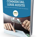 Image for the Tweet beginning: Guide to Commercial Lease Audits