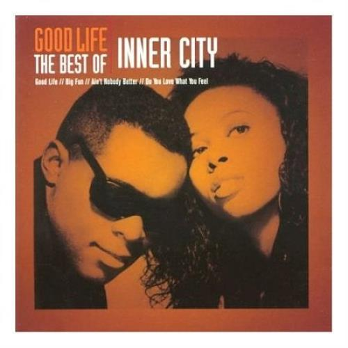 """On this day in 1989:  Inner City's """"Good Life"""" reaches No.1 on @Billboard Hot Dance Club Play chart. Group consisted of vocalist Paris Grey of Chicago and Detroit's own @kevinsaunderson, who produced the track."""