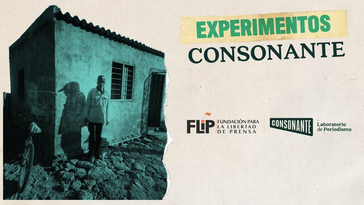 Nuestro laboratorio #Consonante culminó un nuevo ciclo en Condoto, Chocó, y Guacochito, Valledupar.🚌  Como parte del diplomado en periodismo local, los y las participantes crearon proyectos de impacto para sus comunidades.📹 🎙️   🧵Abrimos hilo con los #ExperimentosConsonante 👇🏼