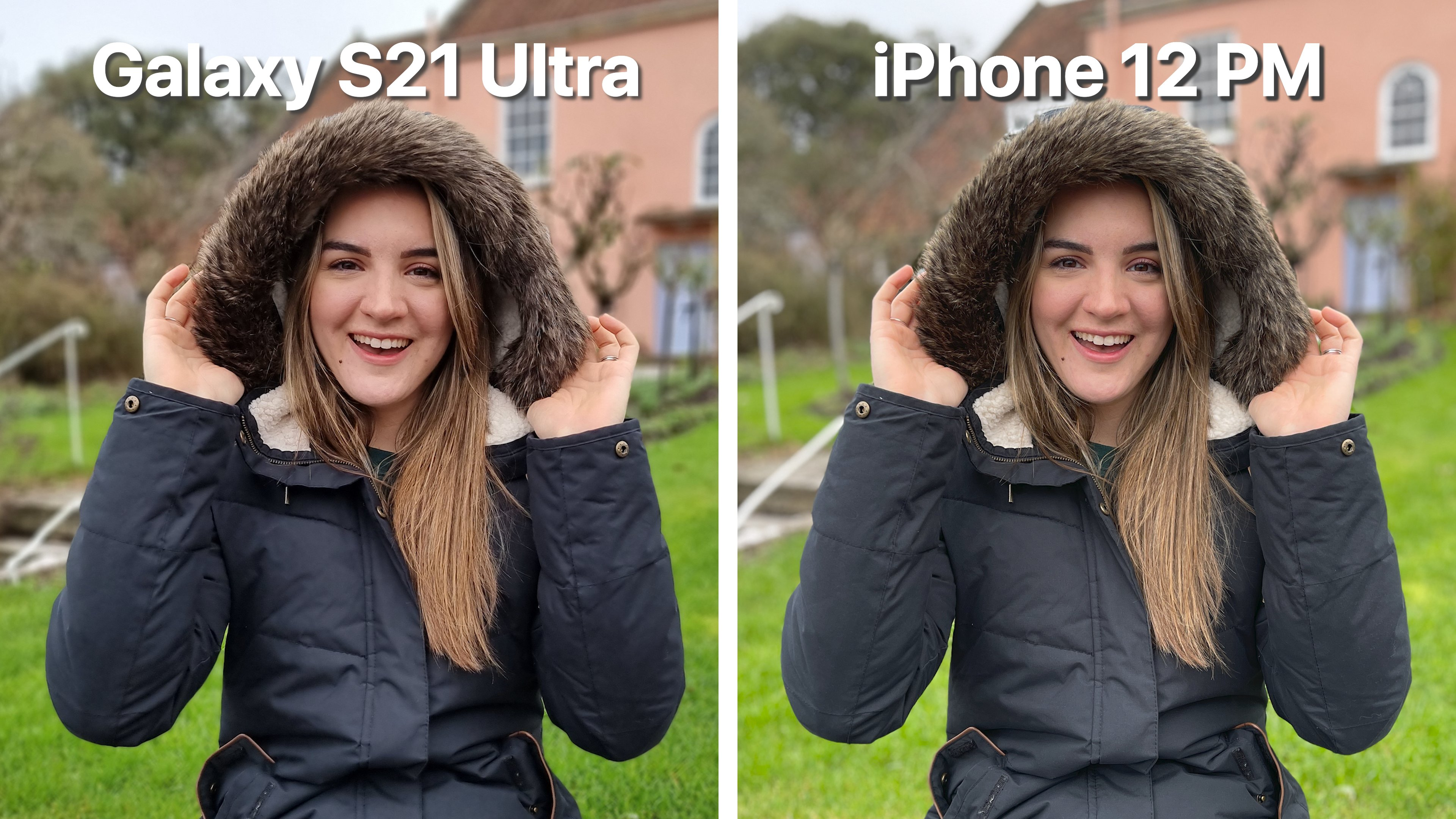 s21 ultra vs iphone 12 pro max camera