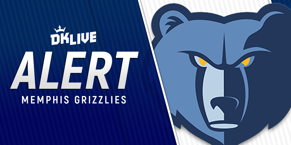 Replying to @dklive: NBA NEWS ALERT: The Grizzlies' next three games have been postponed.