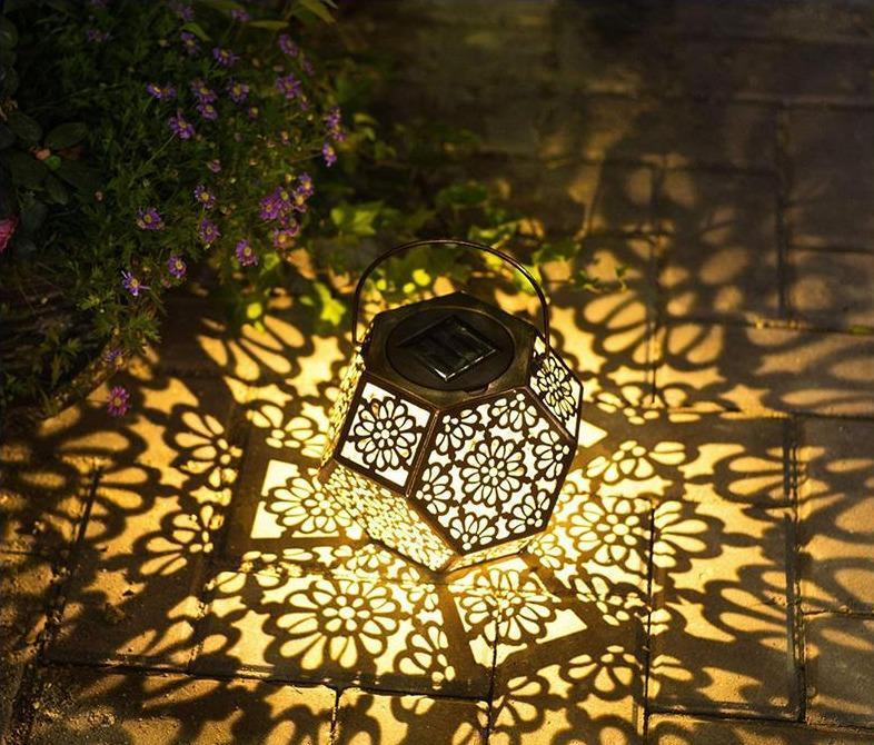 Rafik - Geometric Shadow Cast Lantern  €79.95 ➤   #tagsforlikes #amazing