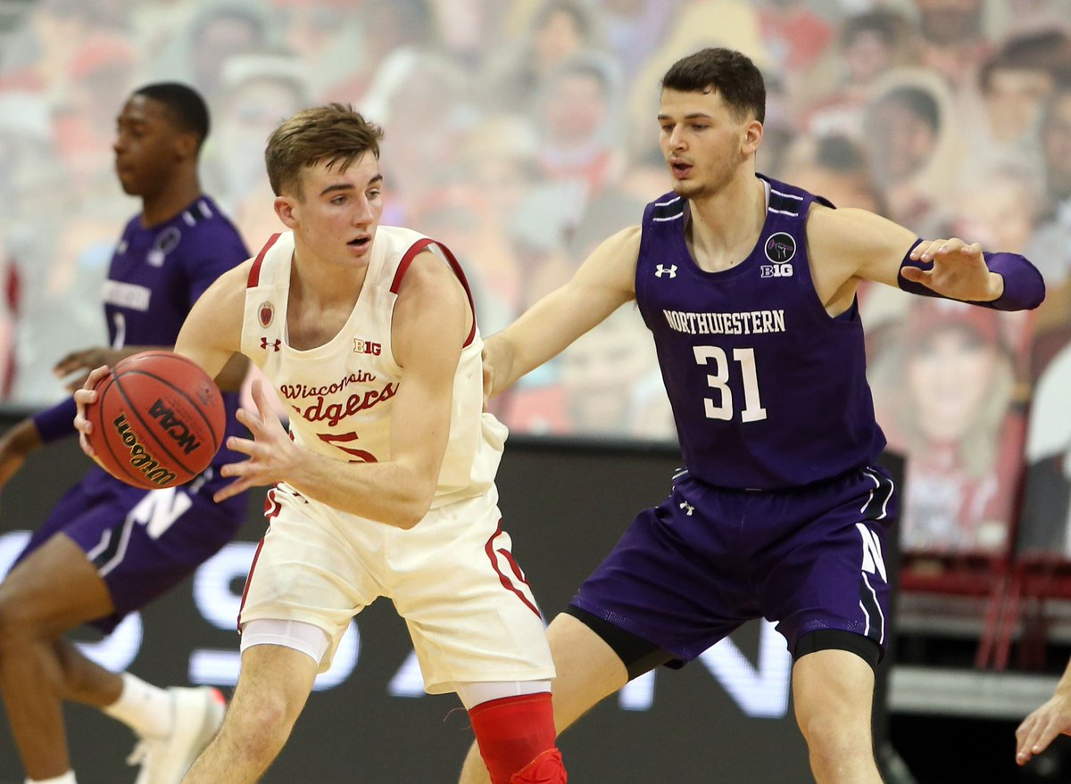 Bucky's 5th Podcast, ep. 221: Wisconsin #Badgers basketball keeps rolling, Wisconsin football makes a new hire  Apple:  Spotify: