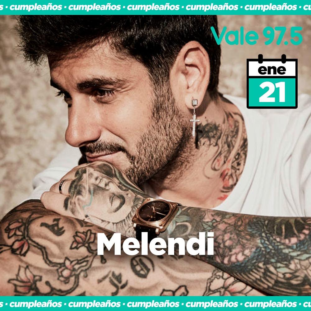 🎂Feliz cumple @MelendiOficial   Desde Buenos Aires te deseamos que pases un gran día ♥  ¡Queremos tenerte de visita pronto!
