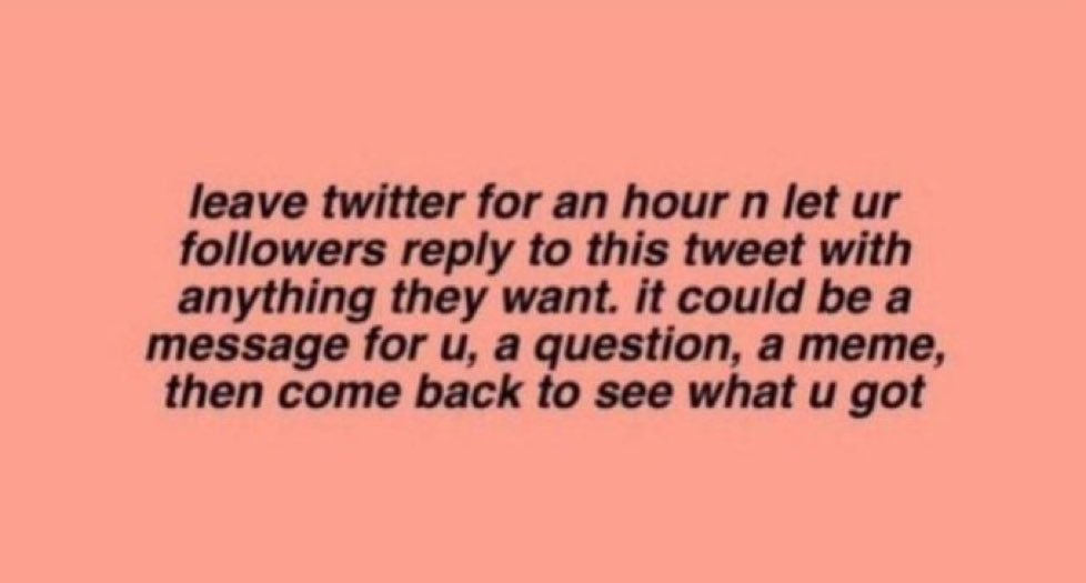 i already know this is gonna flop but it's okay :] pls <3