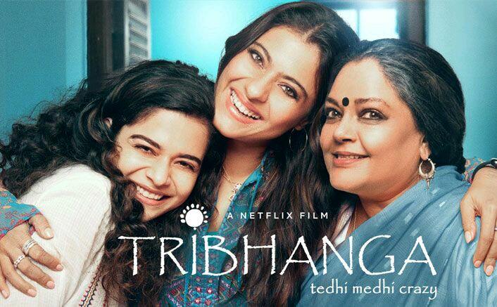 Explorez Netflix :  Ce soir je vous conseille Tribhanga, un film indien (sans danse ni chant) très beau, qui parle de 3 générations de femmes.  Réalisé par @renukash , le film est très touchant et bien réalisé. @itsKajolD et @mipalkar y sont excellentes!  #Netflix #Tribhanga