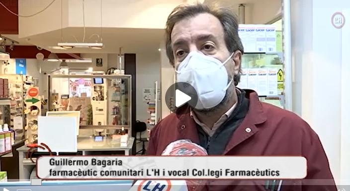 test Twitter Media - 🗣️@gbagaria75, vocal d'Oficina de Farmàcia de  @farmaceuticsbcn, parla a L'Informatiu de @lhdigitalh sobre la prova pilot de cribratge amb PCR d'automostra feta a Barcelona i valora positivament la possible ampliació a altres zones.  📺https://t.co/Ze5Kugb0Ov [▶️min. 2.40] https://t.co/0zmJ6UWYwd