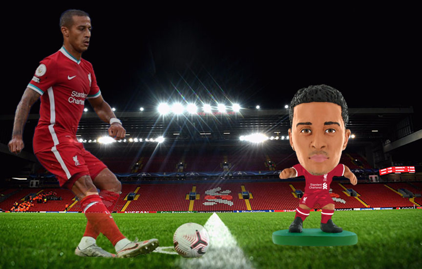 ⚽️- Liverpool vs Burnley 🏟️- Anfield ⏰- 20:00  LIVERPOOL'S DRAW AGAINST MAN UNITED MEANS THEY HAVE NOW GONE 3 GAMES WITHOUT A GOAL AND 4 GAMES WITHOUT A WIN! 😳  WILL THIAGO BE THE KEY TO UNLOCKING BURNLEY'S DEFENCE TONIGHT? 🔑🔓  CHECK HIM OUT NOW 👉 https://t.co/Lkqoz8eDiv https://t.co/cmuMlTxxSr