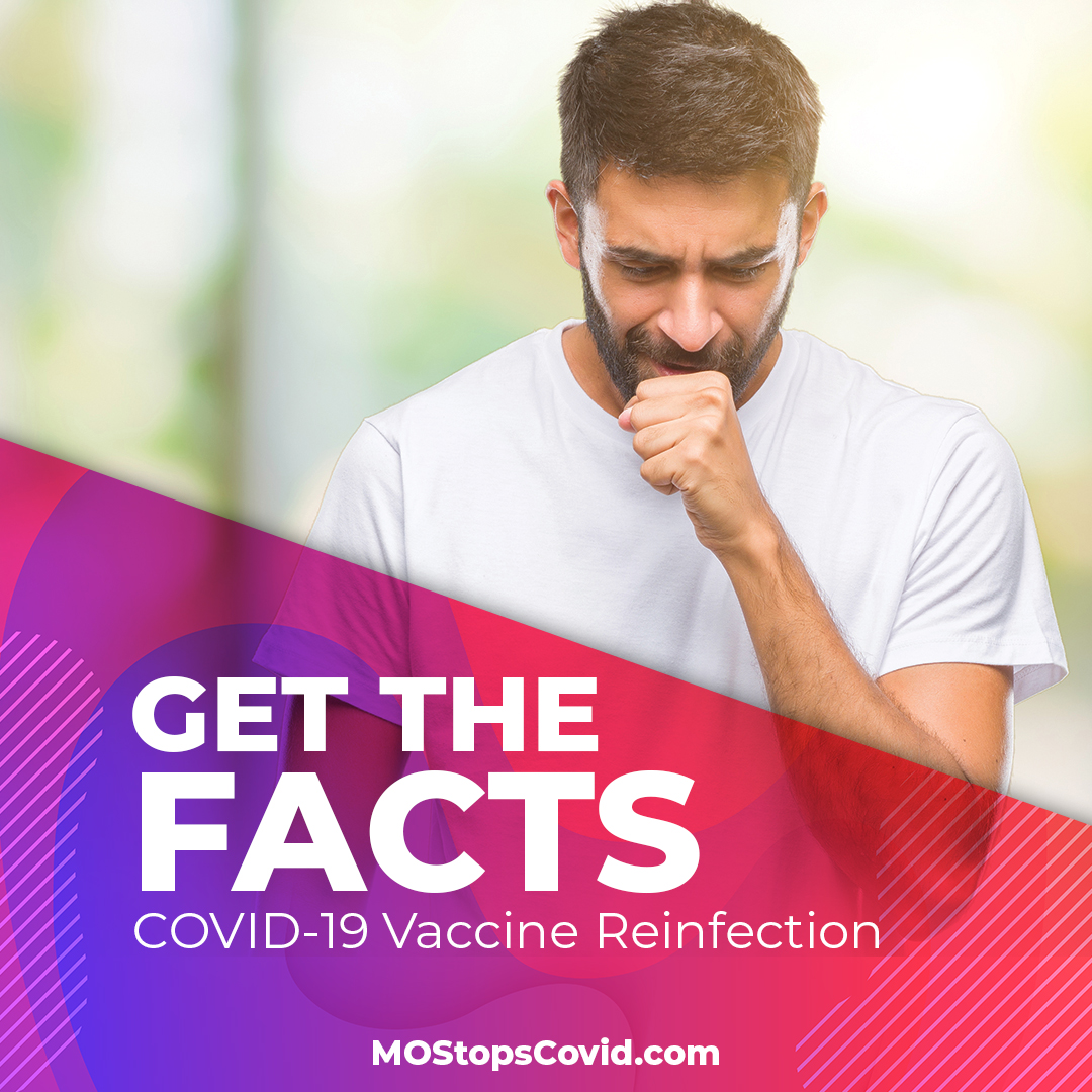 If I've recovered from COVID-19 do I still need to get vaccinated? #KnowtheFacts covidvaccine.mo.gov/facts/#effecti…