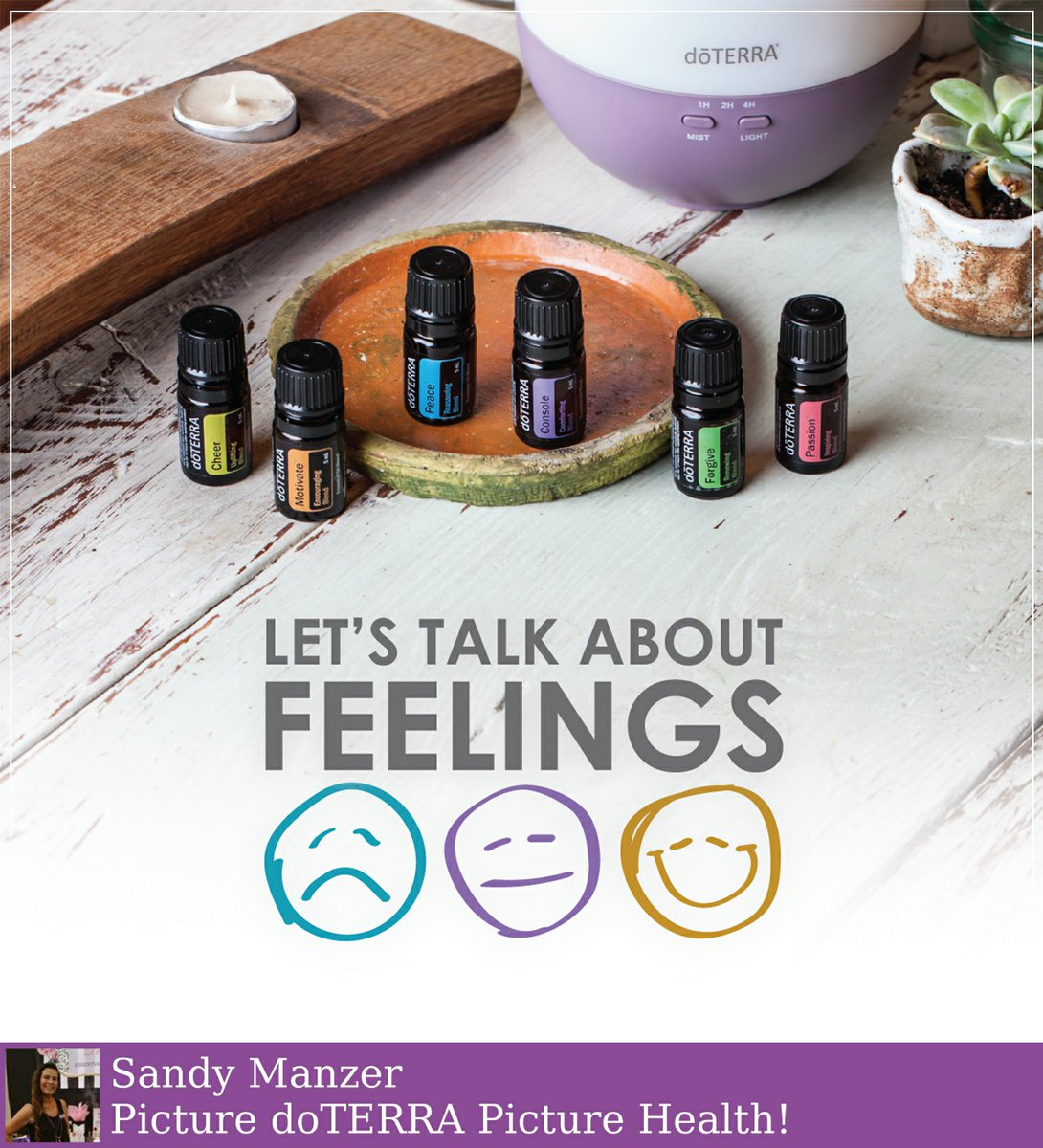 If you have a bottle of your favorite oil(s), you can be #happy anywhere!