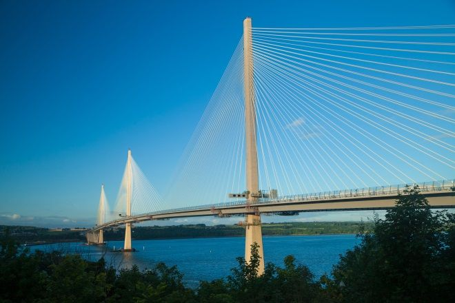 Daily round-up:  🌚 #QueensferryCrossing reopens   🌚 Step forward for #WestMidlandsMetro work   🌚 #HS2 new construction requirements   #Construction #Engineering #CivilEngineering #Bridges #Roads #Rail