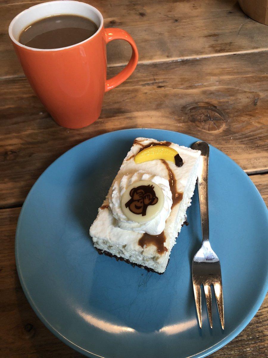Wenn man die tollsten Jugendlichen der Welt betreut, gibts auch mal Kuchen zum Frühstück :D #ilovemyjob #Coffee #backinautumn #happy