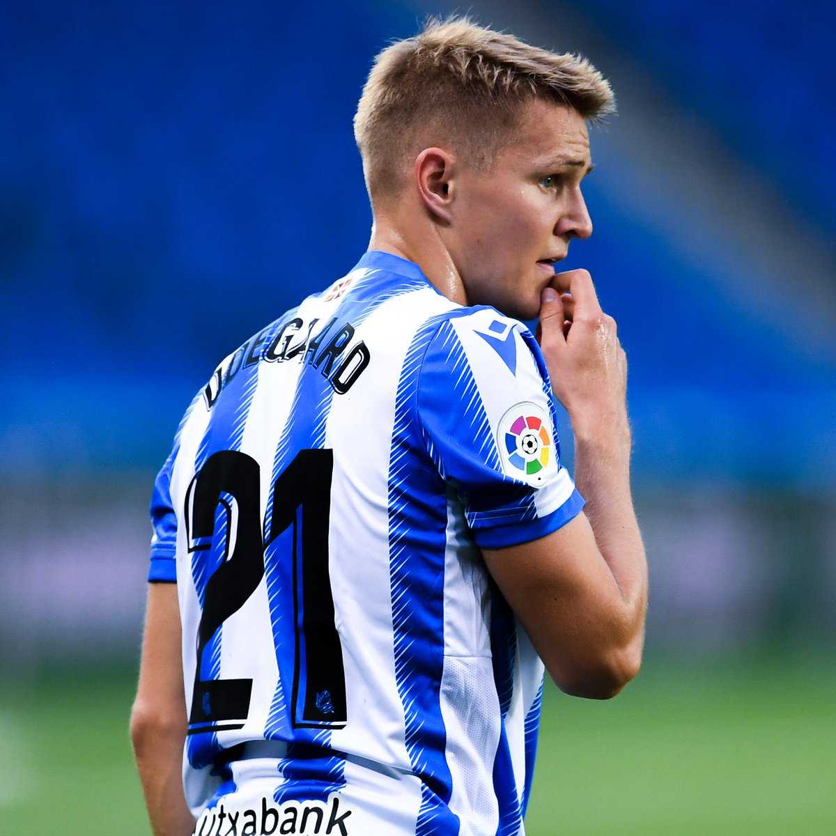 Replying to @goal: Martin Odegaard would prefer to join Real Sociedad over Arsenal, according to BBC 🗞