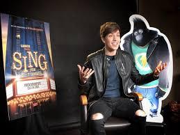 #Silvergeeks   El conductor de Venga La Alegría,Roger Gonzalez dio a conocer su participación en doblaje de #Sing2 .  Próximo estreno de Universal Pictures.