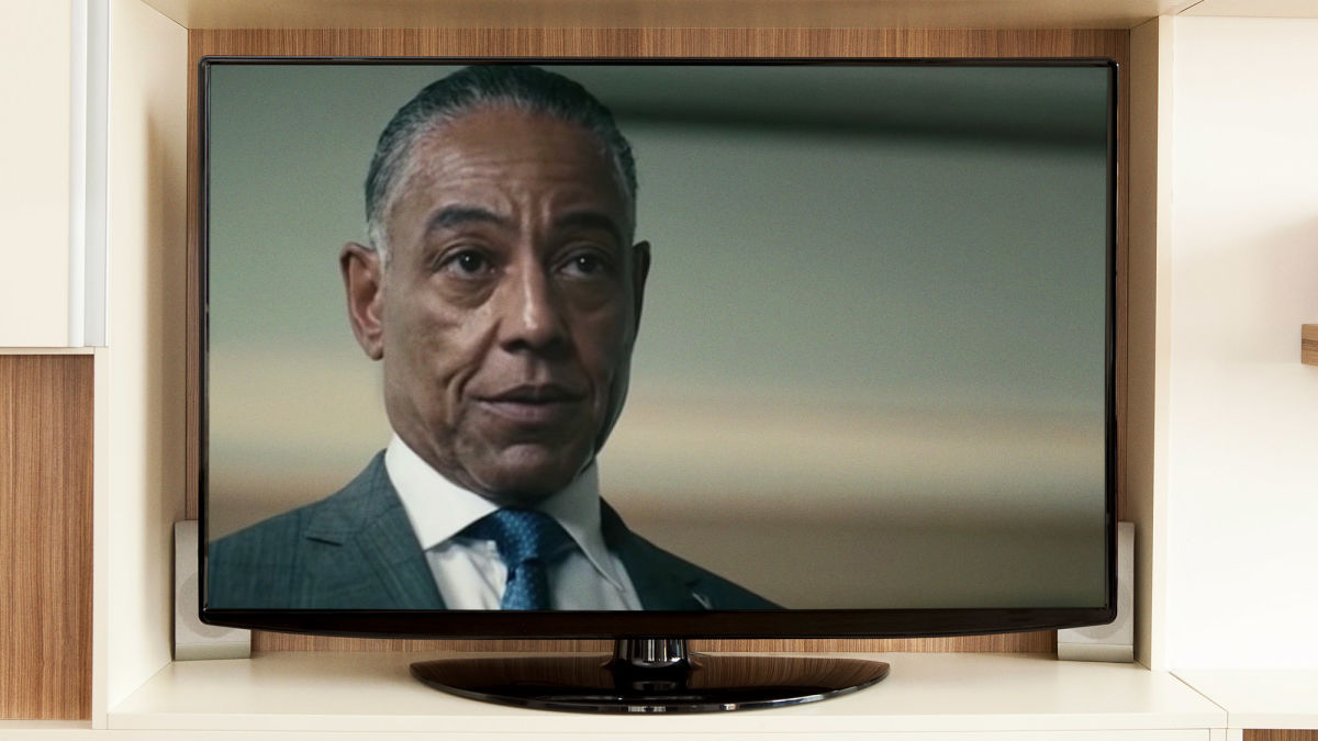 Introduction Of Giancarlo Esposito Suggests Main Character Now Totally Fucked