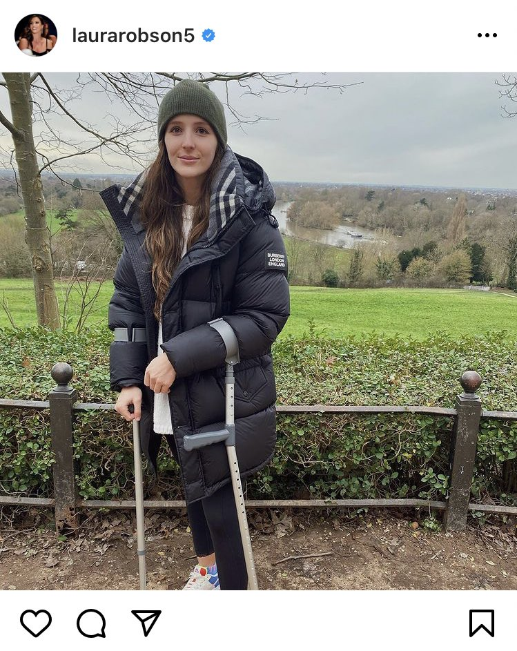 "News from Laura Robson, who has undergone a third operation to ""prioritise the long term health of my hip"". She is unsure at the moment whether she can continue her tennis career. https://t.co/K0nJUr6flm"