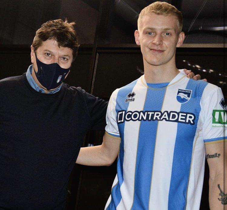 Sassuolo empresta Jens Odgaard ao Pescara. https://t.co/rceHHjhTDo