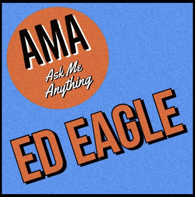 Don't miss an opportunity to catch up on our last AMA, with NAS all-father @edeagle89 himself! Join our community (link in bio!)   #ama #spotify #musician #singer