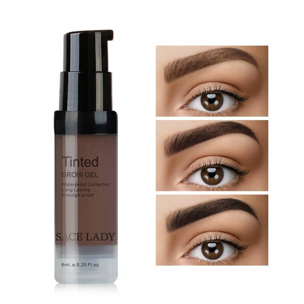 Waterproof Long-Lasting Eyebrow Gel $ 9.95   #eyemakeup #makeup #Dresses #Bags #jewelry #accessories #beautyproducts #hair #haircare #palomabeautyworld