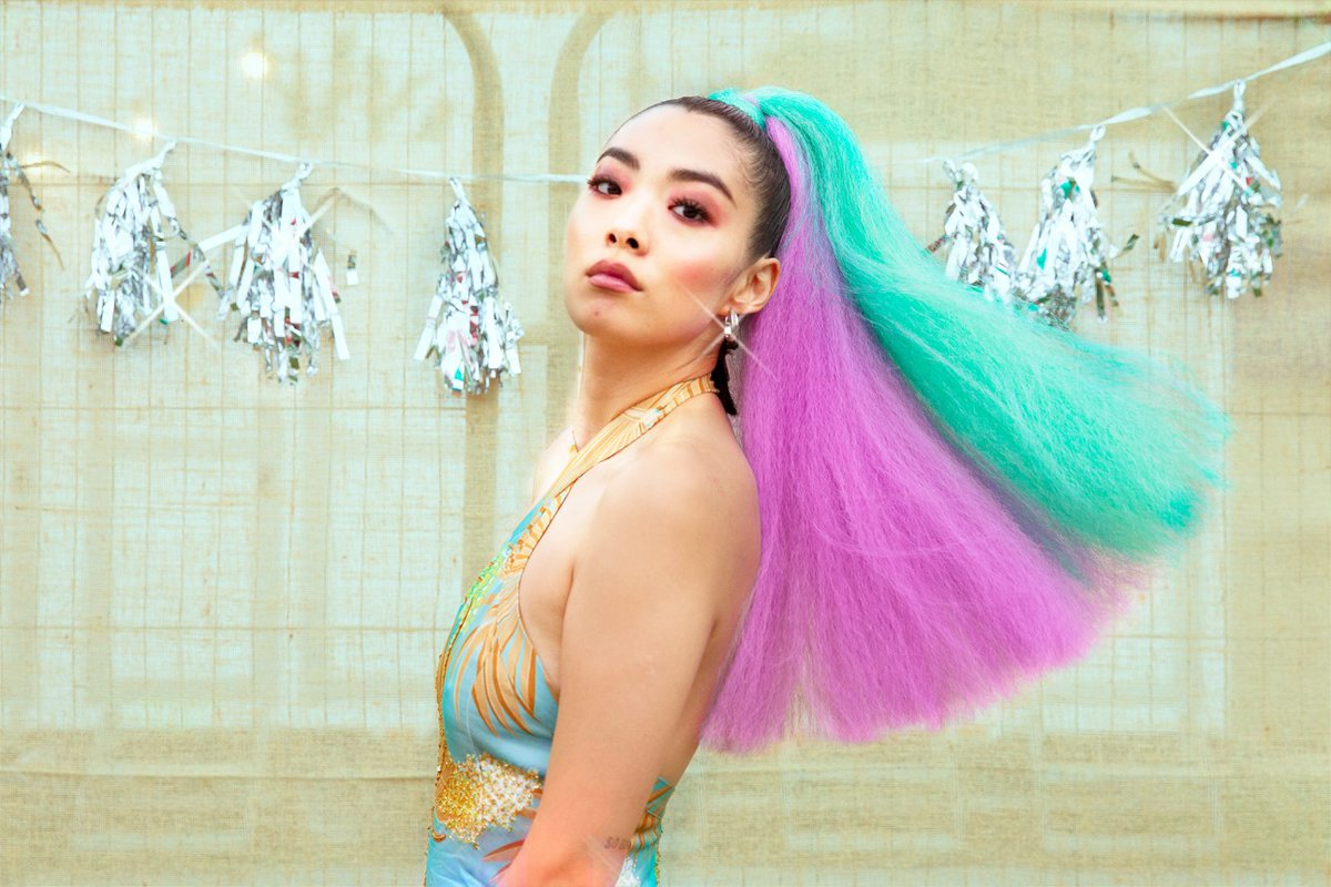 "Replying to @bestfitmusic: Rina Sawayama launches ""Dynasty"" vocal range challenge on TikTok"
