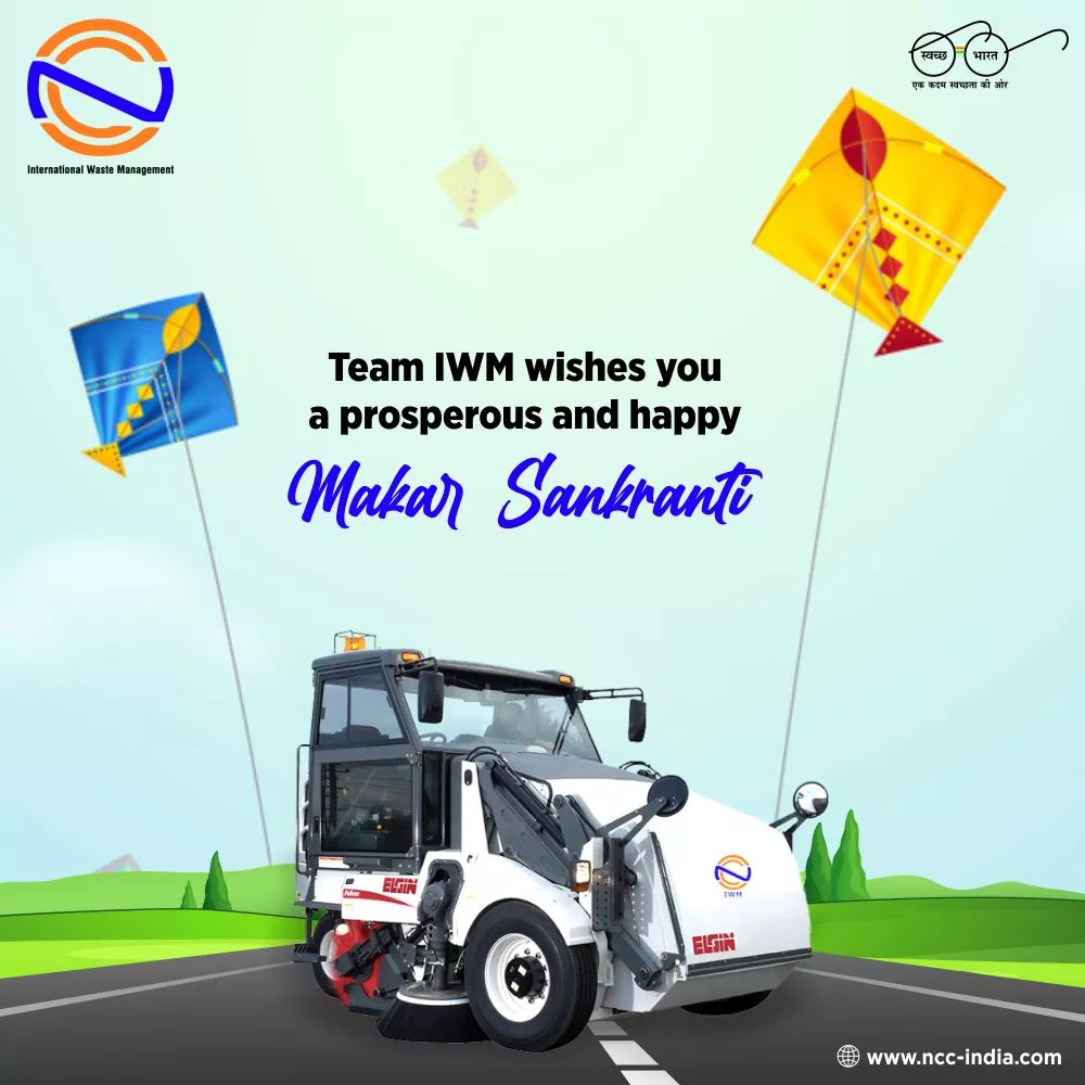Team IWM wishes you a prosperous and happy Makar Sankranti.   Stay Happy, Stay Blessed!  #MakarSankranti #HappyMakarsankranti #SwachhSurvekshan2021 #IWM