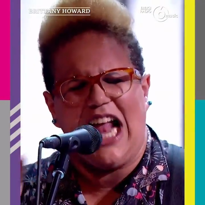 """""""It's a miracle. I'm still surprised to this day.""""  @blkfootwhtfoot from @Alabama_Shakes on how her band exploded onto the scene back in the early 2010s 💥  We're celebrating her incredible talent in our latest Artist Collection on @BBCSounds."""