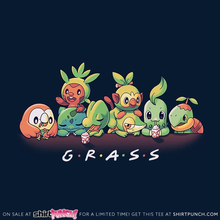 Grass Friends - Today at https://t.co/StAJzLk0XV https://t.co/RhqVkFyifO