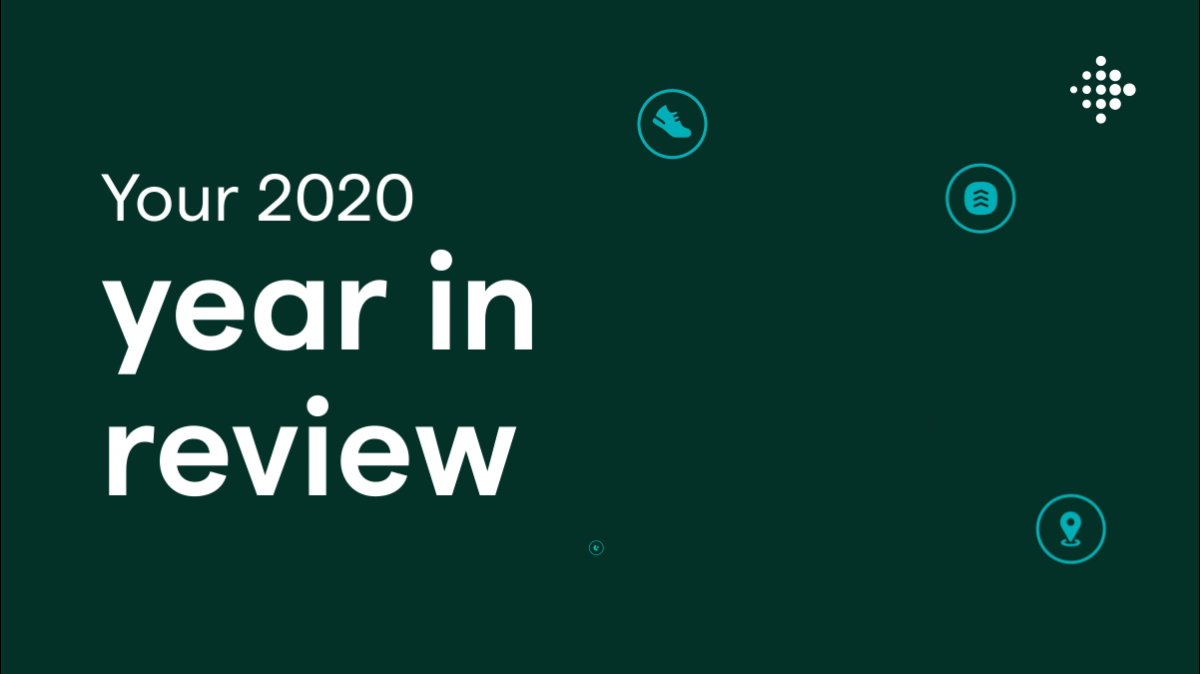 2020 was a wild ride, and these stats show how the global Fitbit community made the most of it. Now bring that energy into 2021! #YearInReview