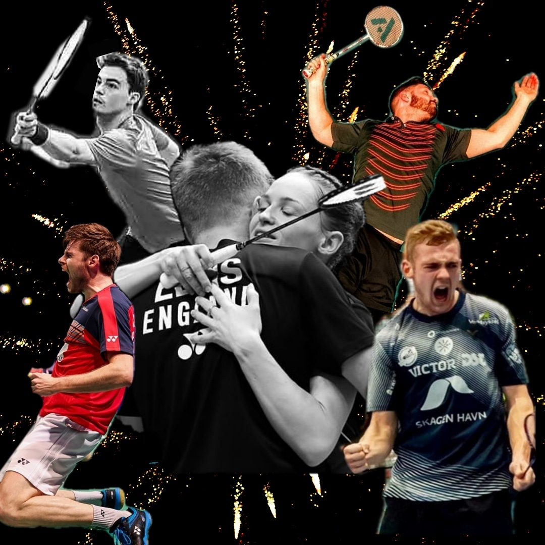 NEW YOUTUBE COMPILATION    #badminton