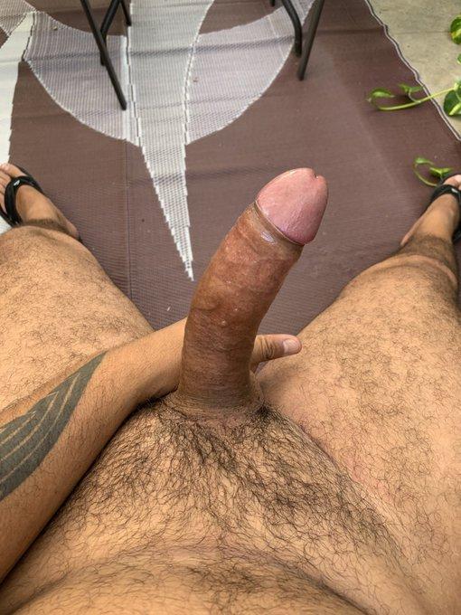 4 pic. I need to dump a huge load. Want to help me? #SebastianRio #bbbh #barebackbreeder #biguncutdick