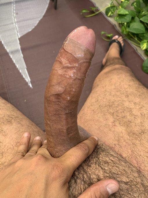 3 pic. I need to dump a huge load. Want to help me? #SebastianRio #bbbh #barebackbreeder #biguncutdick