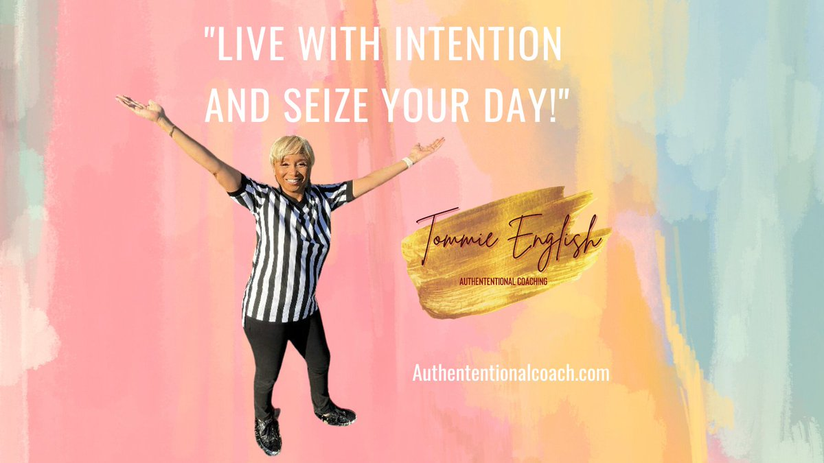 #Life is full of #surprises!  We must remember to be #intentional and seize EVERY day…not just the great ones! #authentic #goals #motivation #thursdayvibes #thursdaymorning #wisdom #persiverence #strength #positive #help #success #support #coach #lifecoach @waysforstress