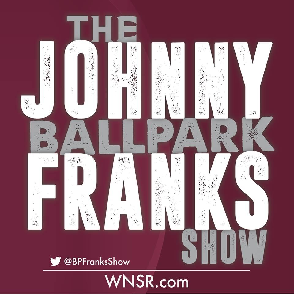 "#NBA #GrizzNation (1/3) Guests: Johnny ""Ballpark"" Franks - @BPFranksShow on #Nashville's @NashSportsRadio (560 AM/95.9 FM); #Murfreesboro & #Smyrna: 107.9 FM; & at https://t.co/LdbCcBuGdn  4:35p CT @EricHasseltine, the Voice of the #Grizzlies https://t.co/DunofC5VYu"