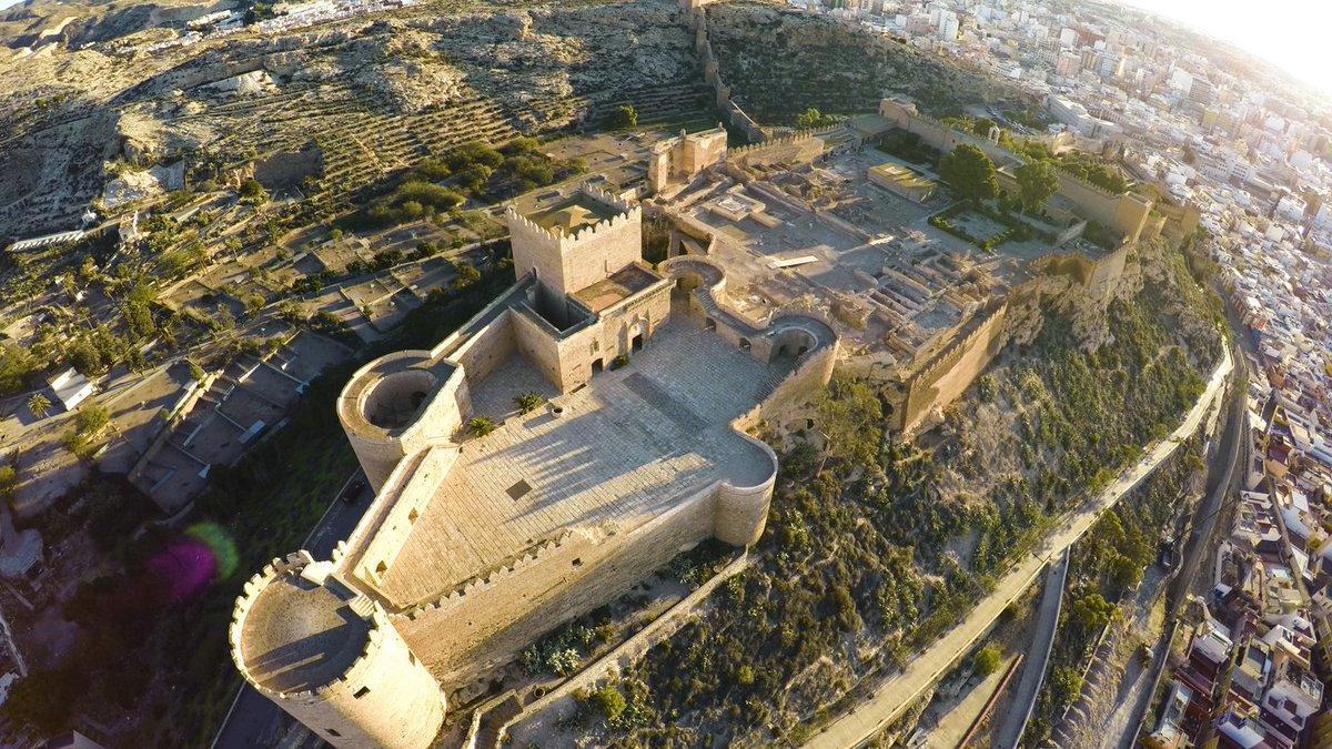 #ViveAndalucia | Almería, mucho más que sus paradisíacas playas. Conoce algunos de los lugares de interior que visitar en la provincia cuando la situación lo permita  vía @viajesng #Almeria
