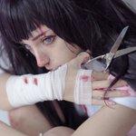 Image for the Tweet beginning: \\ Mikan Tsumiki \ Danganronpa2 \\