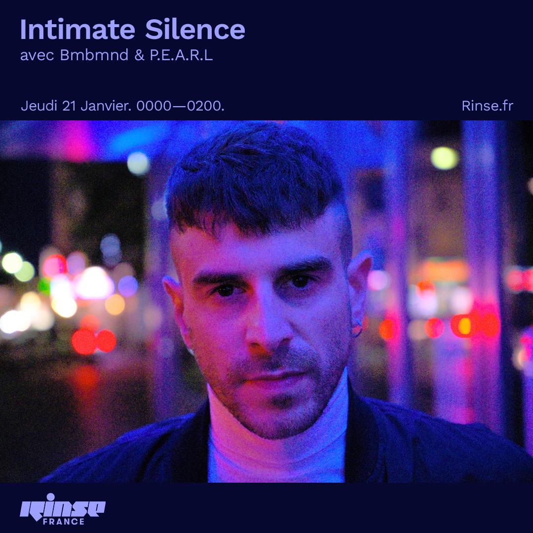 Il est minuit !   Vous êtes en compagnie de  @Bmbmnd & #P.E.A.R.L dans #IntimateSilence jusqu'à 2h !   🎶   #verrouillé 🔒