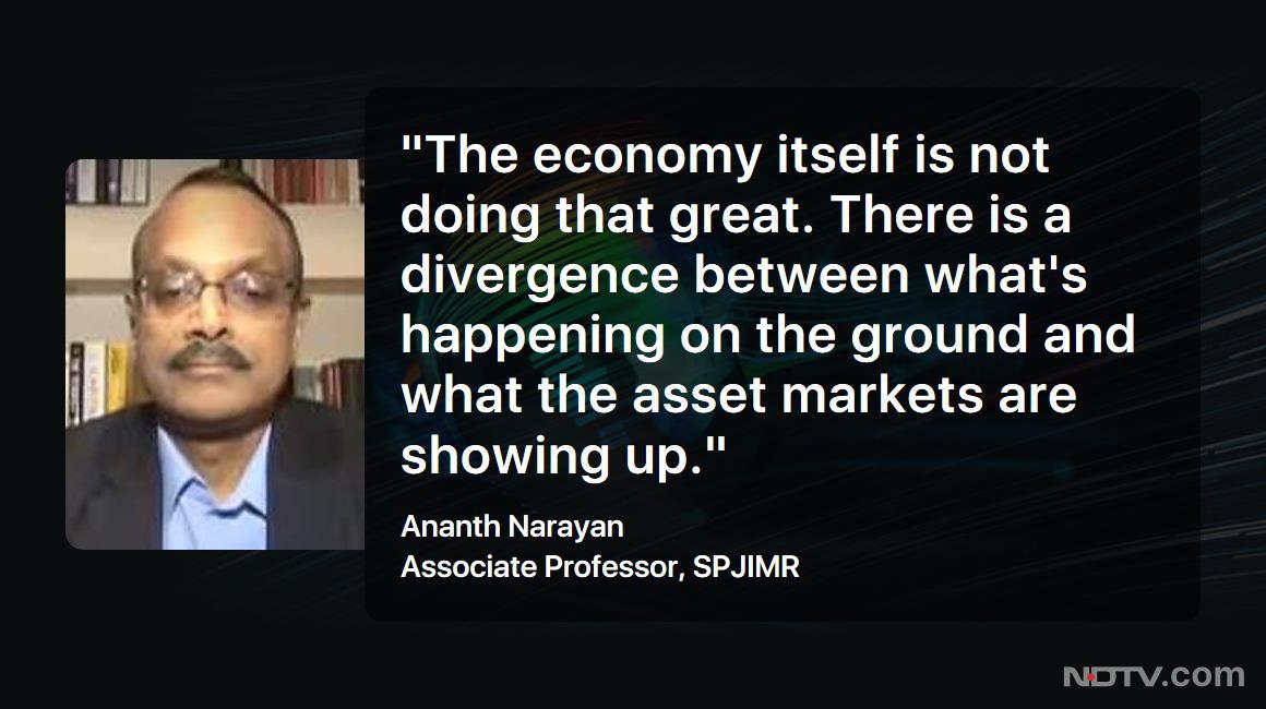 #LeftRightCentre | Ananth Narayan, Associate Professor, SPJIMR, on Indian economy