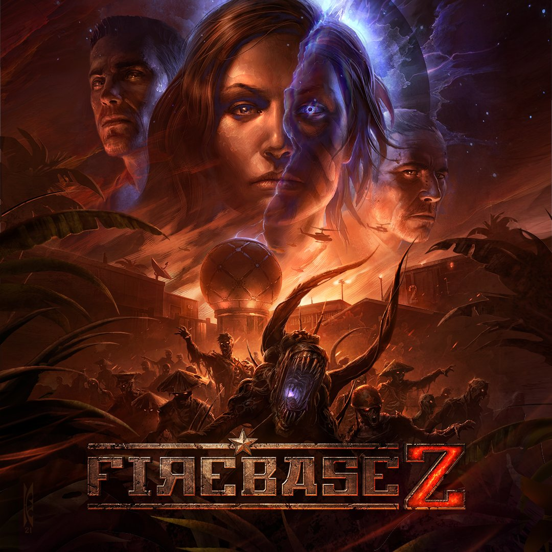 The Dark Aether story continues in the jungles of Vietnam.  FIREBASE Z arrives in #BlackOpsColdWar Zombies on February 4.
