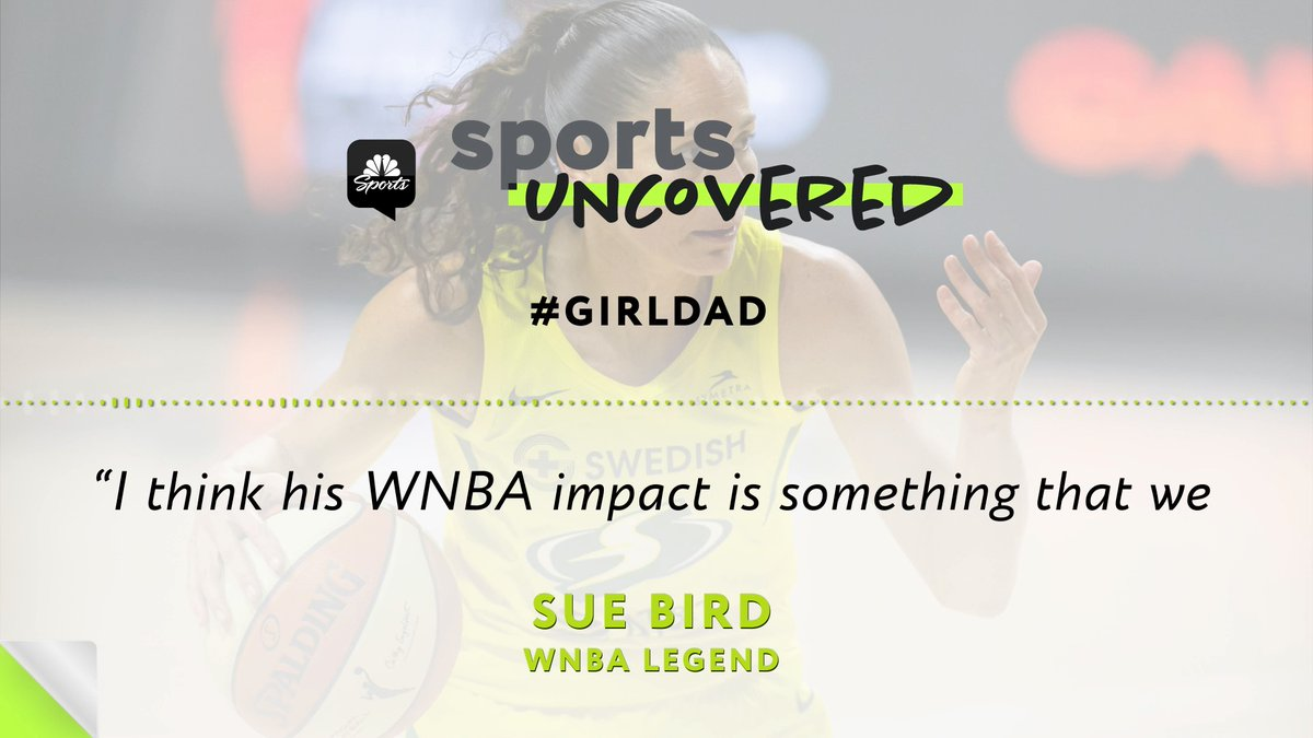 Tuesday will mark one year since we lost Kobe Bryant.  @S10Bird shared with our own Michele Tafoya her story on Kobe and what his lasting impact looks like to the @WNBA.  Listen to Sports Uncovered's 'My favorite Kobe story' here: