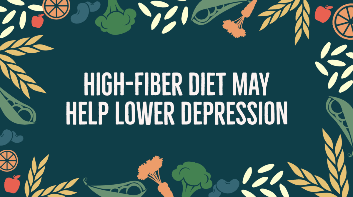 A diet with more fiber-rich fruits, vegetables, and whole grains may promote mental well-being in women, suggests new research. everydayhealth.com/womens-health/…