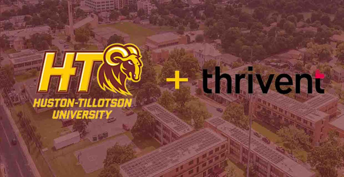 #fRAMily the Huston-Tillotson University athletic department partners with Thrivent Financial. Read all about it here  #RamUp #MaroonAndGold #HTisIDEAL #GeniusGeneration #MyHBCU