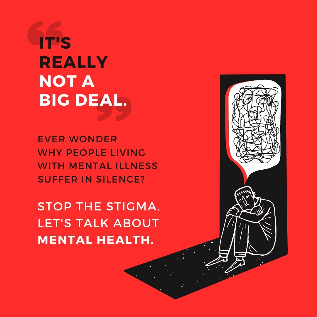 Thursday, January 28 is Bell Let's Talk day. The best way to stop stigma is to talk, and we will be doing that over the next week. #bellletstalk #stopstigma