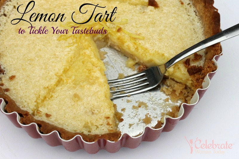 Who Loves #Lemons and Citrus Flavors? Lemon Tart Recipe for All Occasions #RecipeIdeas for Parties, Special Occasions and Holidays #HeartThis #Recipe