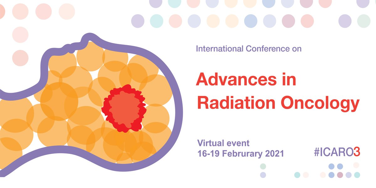 #ICARO3 is coming up next month! The conference will be virtual, and we are preparing to bring you many interactive sessions, live discussions and plenty of learning opportunities! More info:
